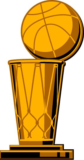 Nba Trophy Clipart.