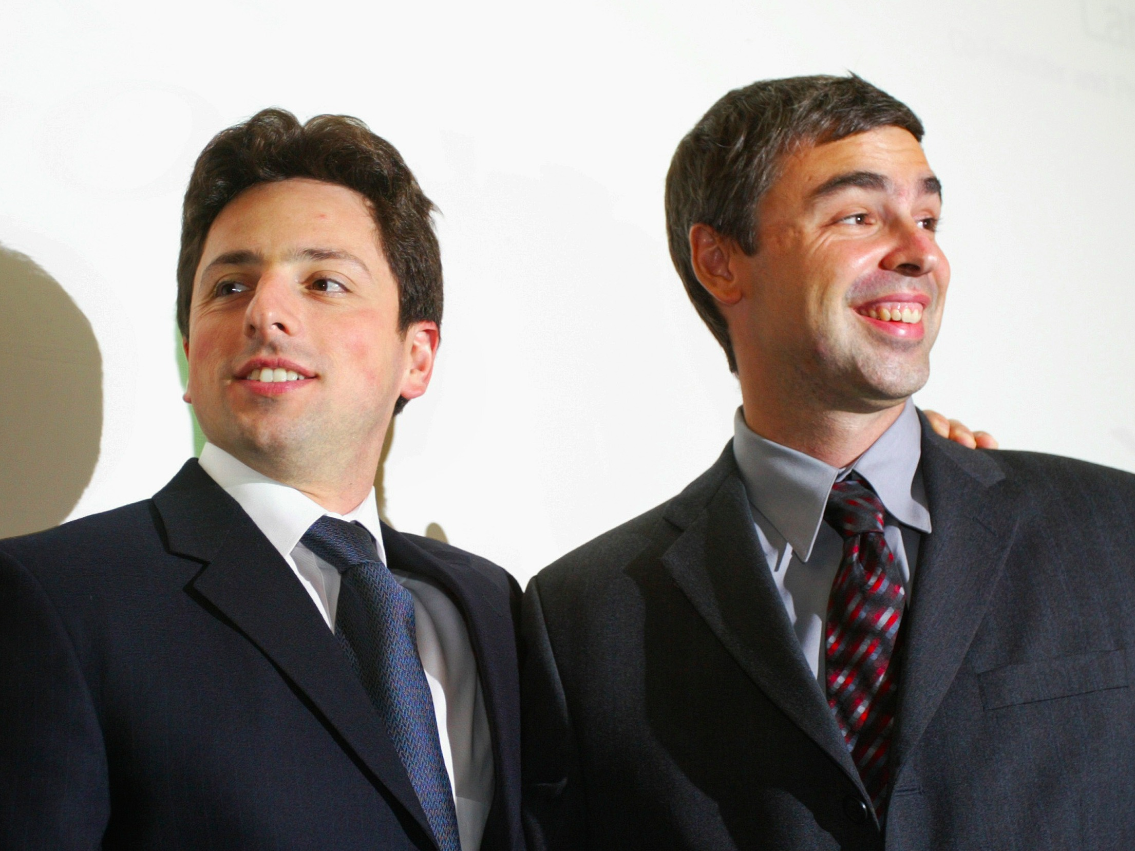 Google's Larry Page and Sergey Brin made about $8 billion in one.