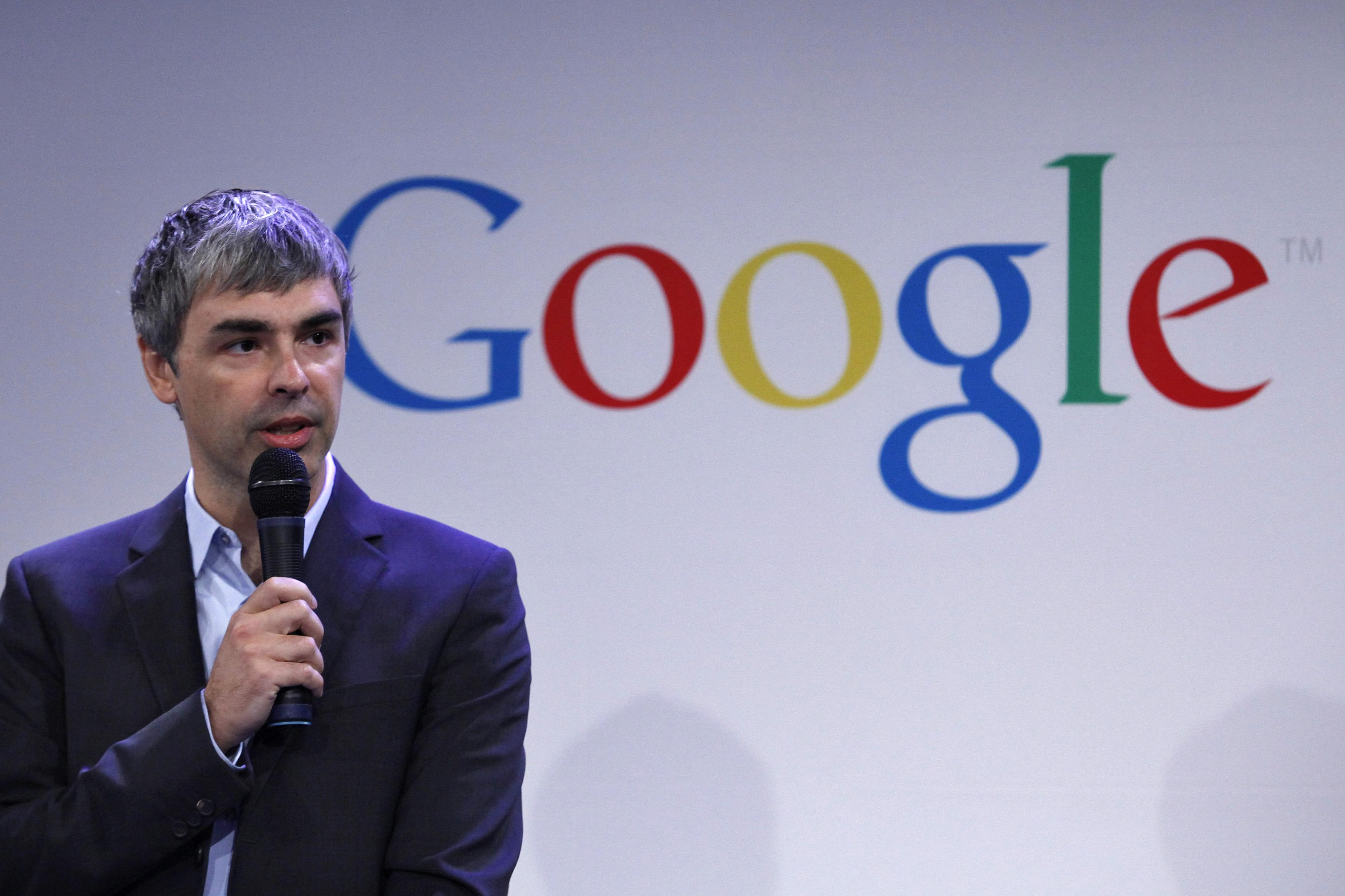 Google's Larry Page Might Be Able To Make Flying Cars A Reality.