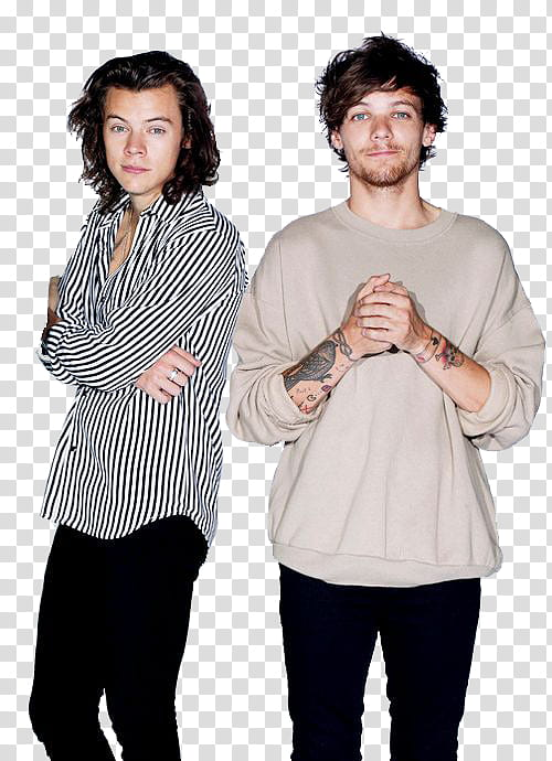 Larry Stylinson, Harry Styles transparent background PNG.
