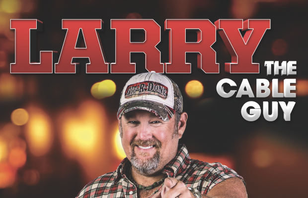 Larry the Cable Guy.