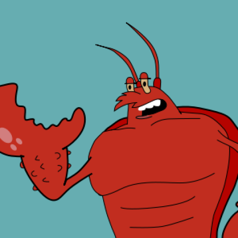 Larry the Lobster screenshots, images and pictures.