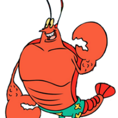 Larry the Lobster (@Official_Larry_).