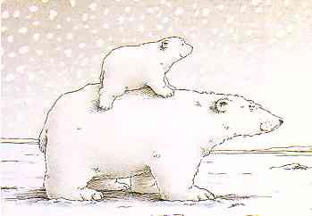 Free Polar Bear Clip Art Pictures.