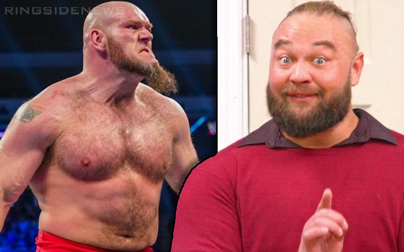 Lars Sullivan Reacts To Bray Wyatt's Firefly Fun House.