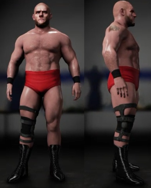 Lars Sullivan uploaded, Elias preview.