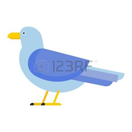 2,692 Gull Icon Stock Vector Illustration And Royalty Free Gull.