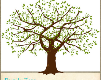 Gothic Tree Clipart.