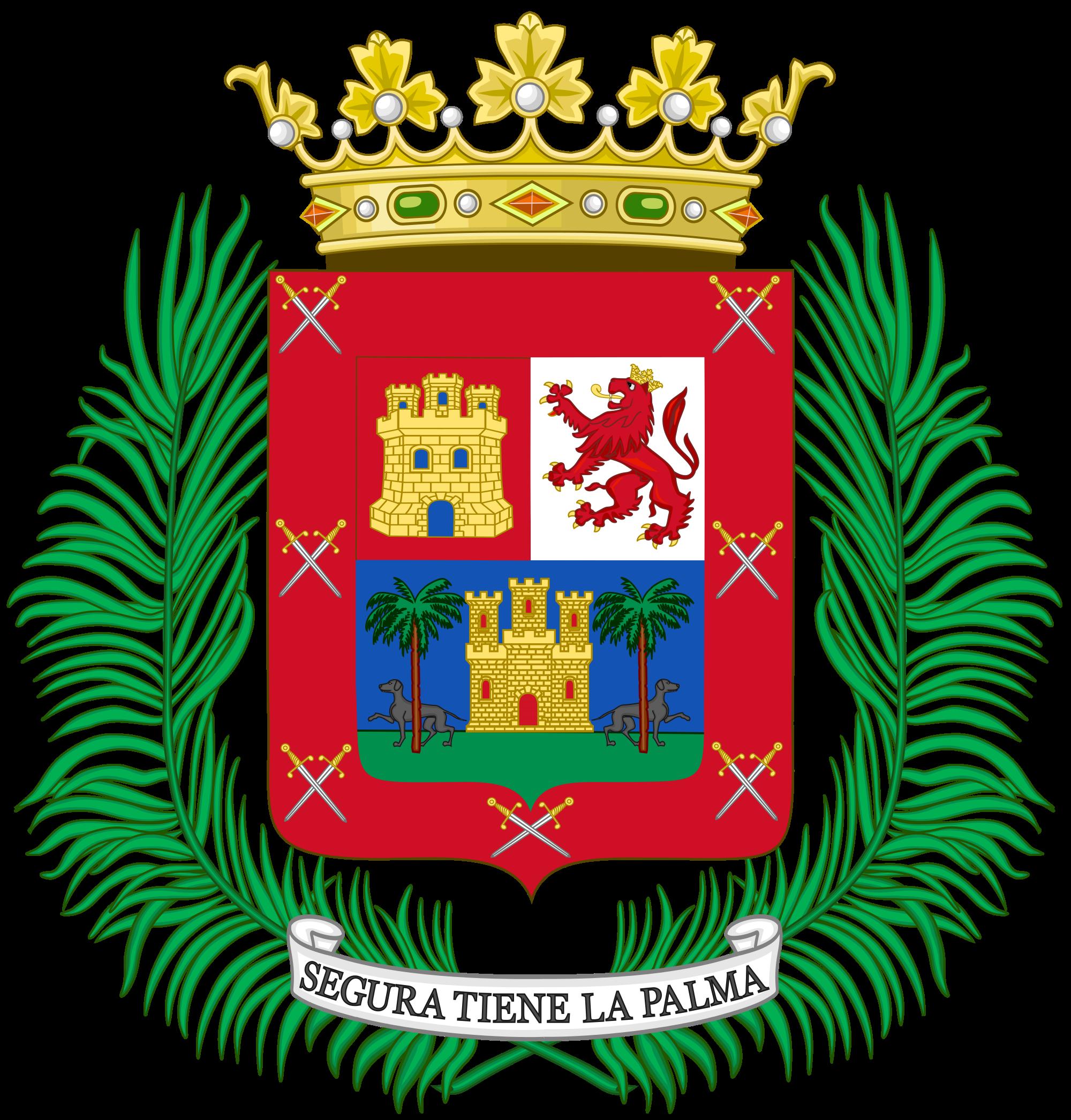 File:Coat of Arms of Las Palmas de Gran Canaria.svg.