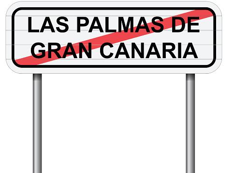 Las Palmas De Gran Canaria Clip Art, Vector Images & Illustrations.