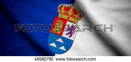 Clip Art of Las Palmas k6582792.