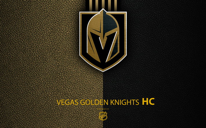 Download wallpapers Vegas Golden Knights, HC, 4K, hockey.