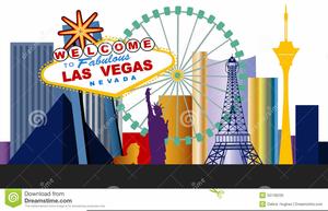 Free Las Vegas Wedding Clipart.