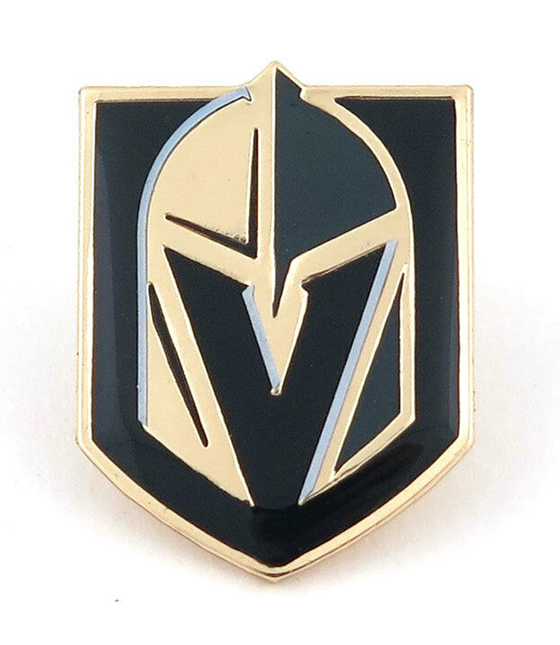 Details about Las Vegas Golden Knights Logo Hockey Pin !!!! NEW.