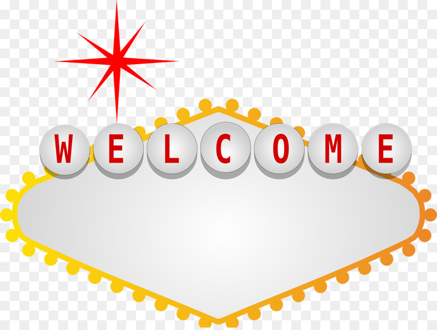 Welcome To Fabulous Las Vegas Sign Free Content Clip Art.