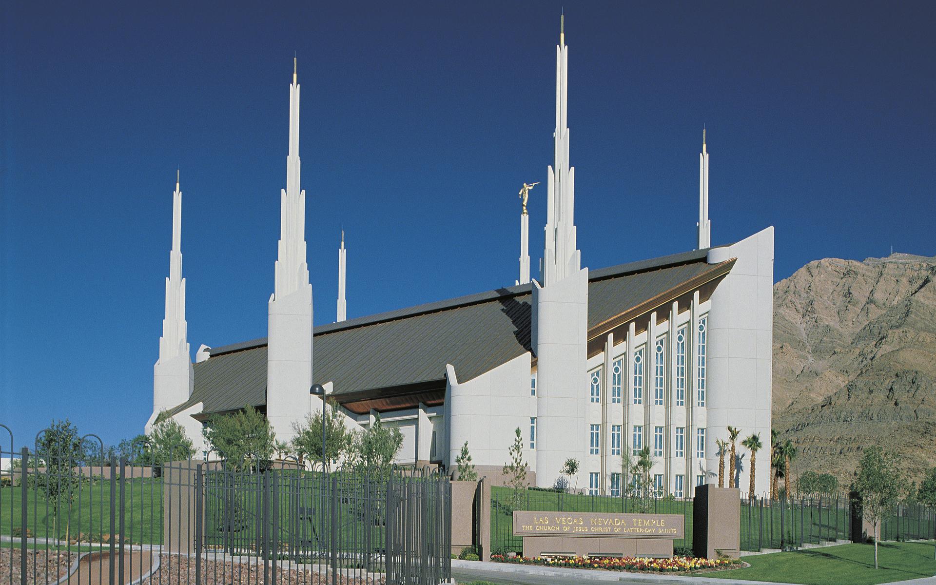Las Vegas Nevada Temple.