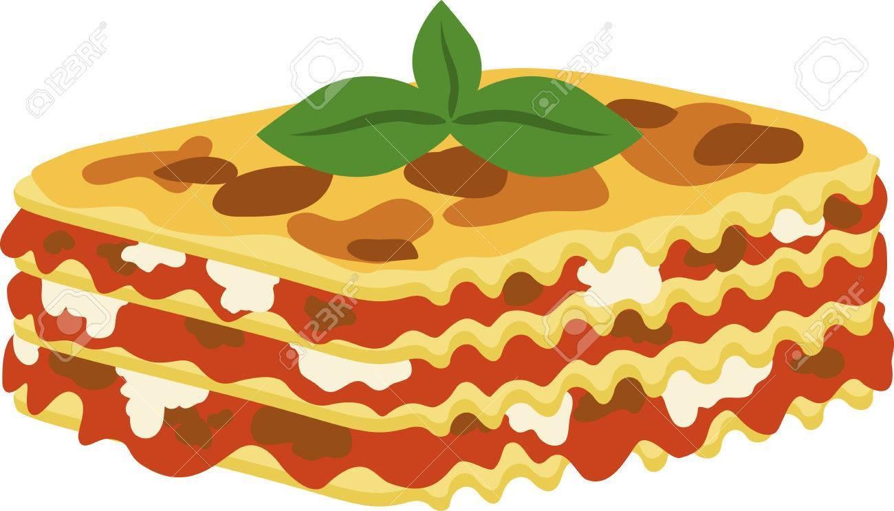 Free lasagna clipart 8 » Clipart Portal.