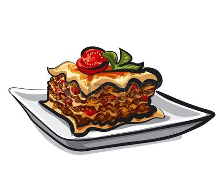 412 Lasagna Stock Illustrations, Cliparts And Royalty Free Lasagna.
