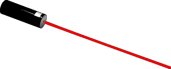 Laser Beam Clipart.
