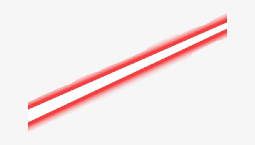 Red Laser Beam Transparent Background Transparent PNG.