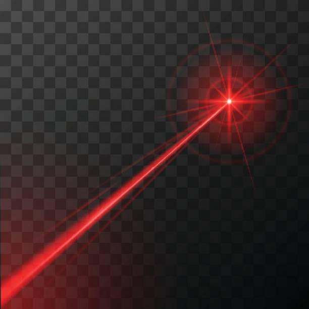 Best Laser Beam Illustrations, Royalty.