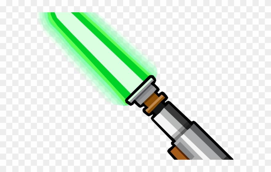 Laser Clipart Light Saber.