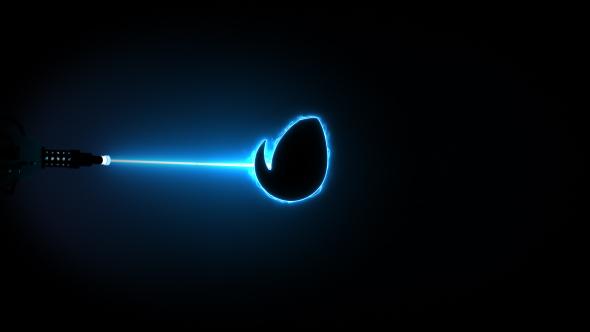 Laser Logo.