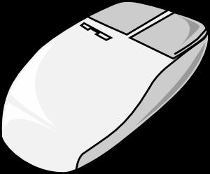 Mouse Clip Art at Clker.com.
