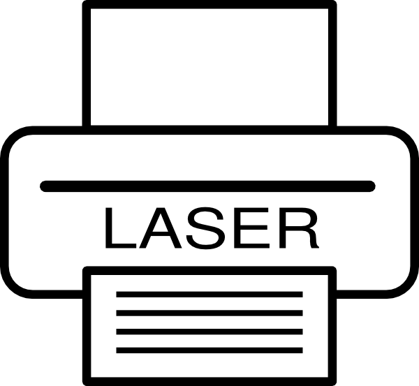Laser Printer Clip Art at Clker.com.