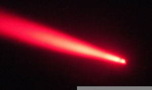 Red Laser Clipart.