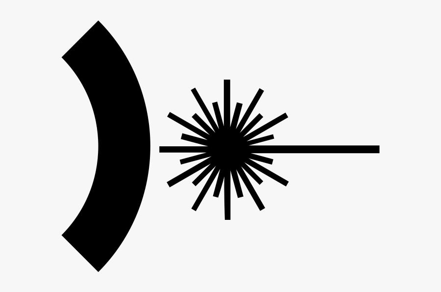 Laser Symbol.