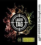 Lasertag Clip Art.