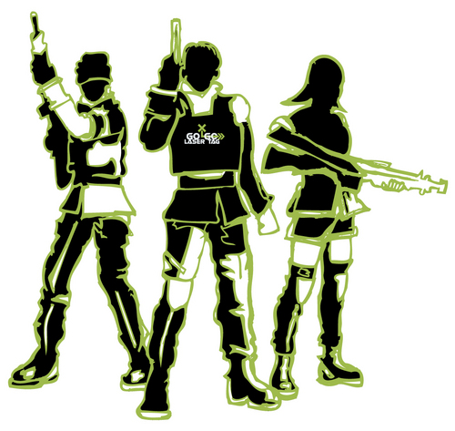 Go Go Laser Tag on Twitter: \