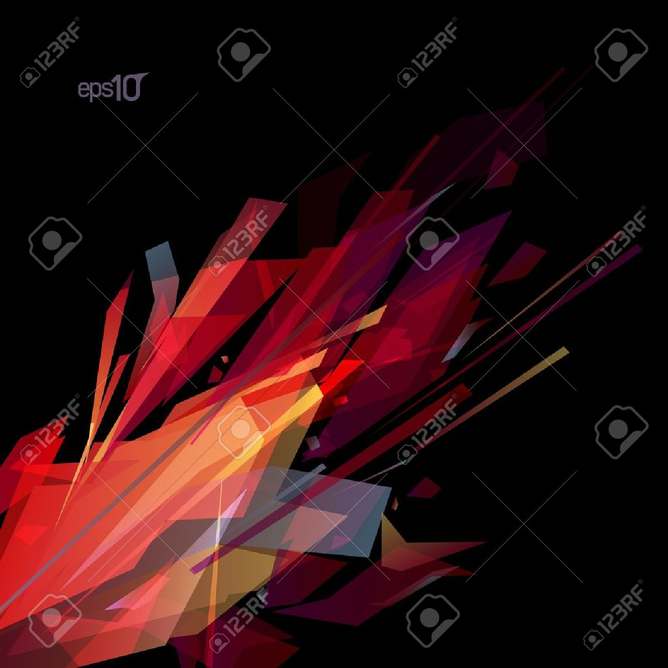 Abstract Laser Design Template Royalty Free Cliparts, Vectors, And.