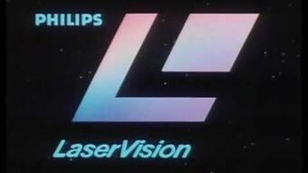 Philips Laservision.