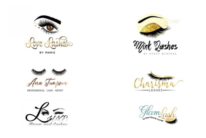 Do elegant eyelash logo by Mr_versatile_.