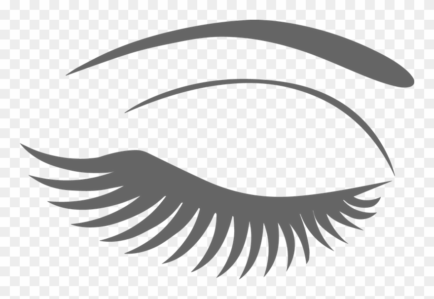 Lashes Clipart Png.