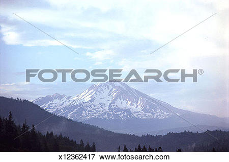 Picture of Mt Lassen x12362417.