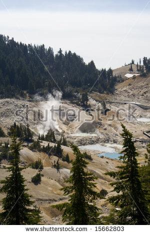 Lassen Volcanic National Park Stock Photos, Royalty.