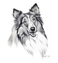 Lassie Dog Clip Art.