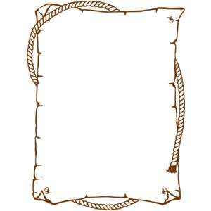 Lasso Border Clip Art (27 ).