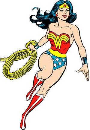 We Need Bullet Proof Bracelets And The Lasso Of Truth.