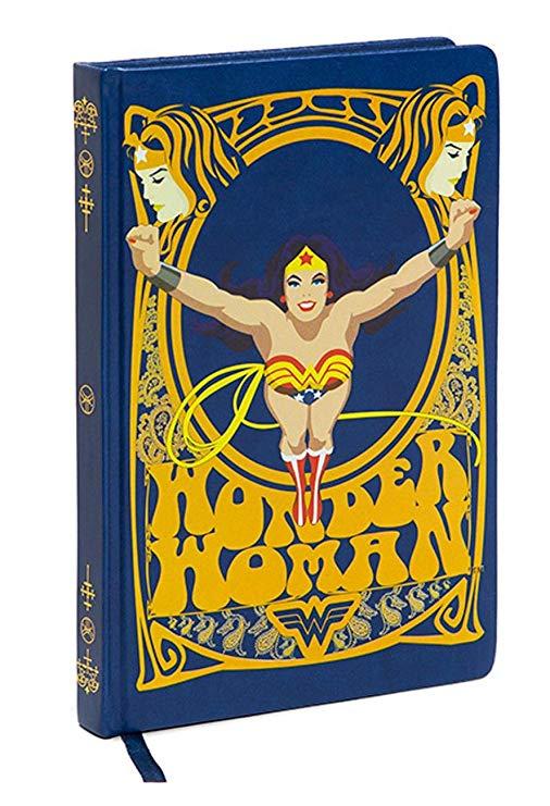 Amazon.com: Wonder Woman The Lasso of Truth Premium Journal.