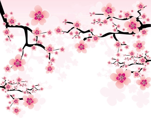 Plum blossom vector free vector download (603 Free vector) for.