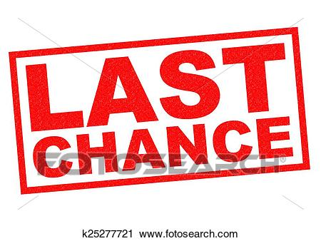 Last chance clipart 8 » Clipart Station.