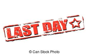 Last day clipart 1 » Clipart Station.