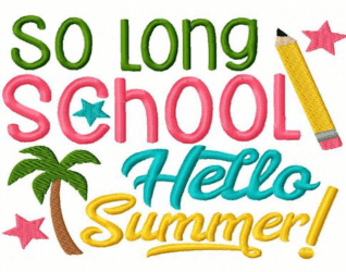 Last Day Of School Clipart 16.