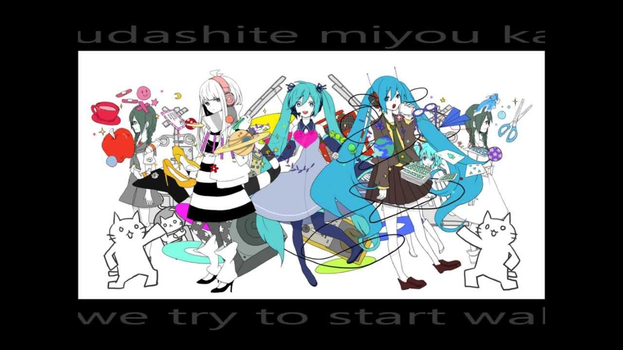 Miku Hatsune] Remember Mr. Strobe's Last Goodbye [Goodbye, Mr.