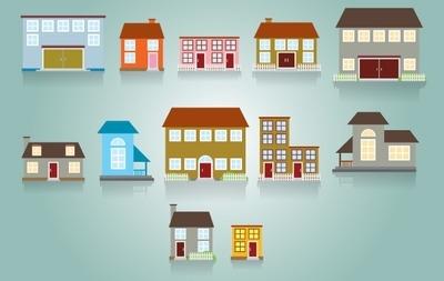 Residence Clip Art, Vector Residence.