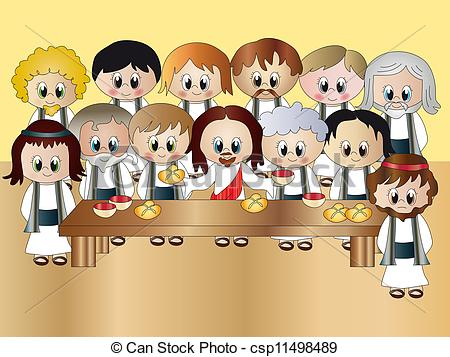 Last supper Stock Illustration Images. 105 Last supper.
